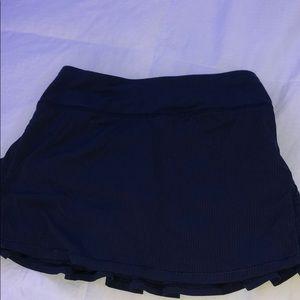Children's Ivivva tennis skirt